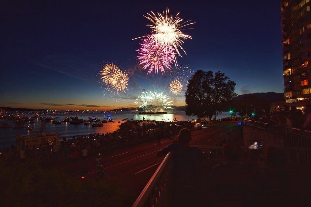 Where to Watch Vancouver's Celebration of Light