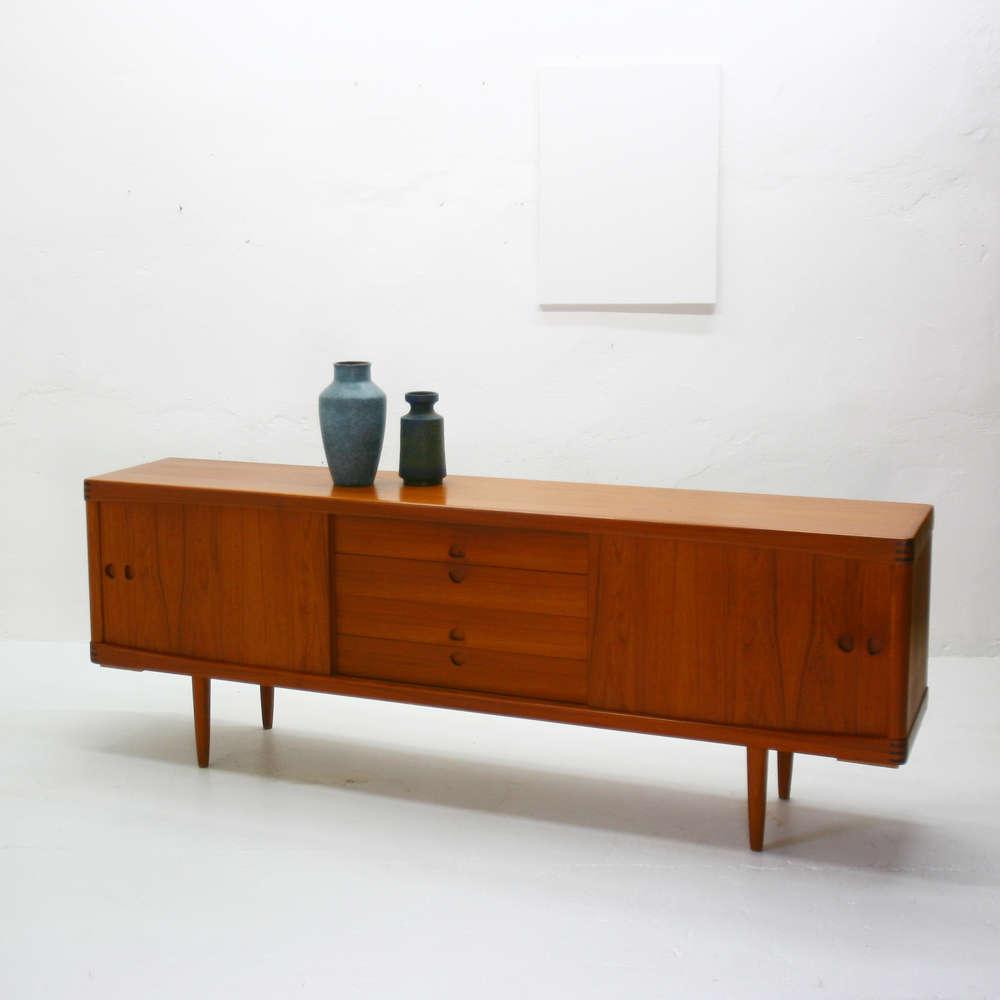 Interior Design Vintage Teak Sideboard
