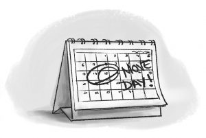 Schedule Your Move - Move Day Illustration