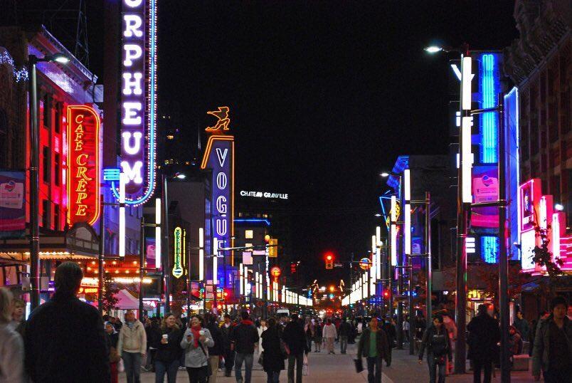 Granville Street Vancouver