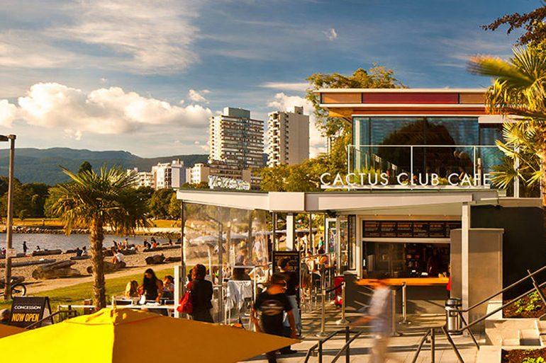 Best Summer Patio Restaurants Vancouver BC