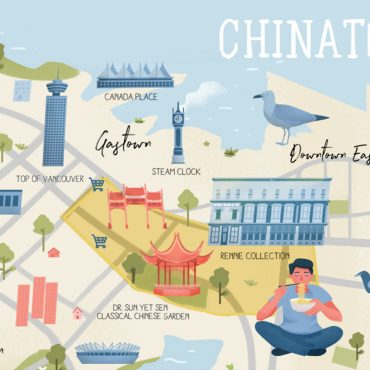 Vancouver Chinatown City Guide