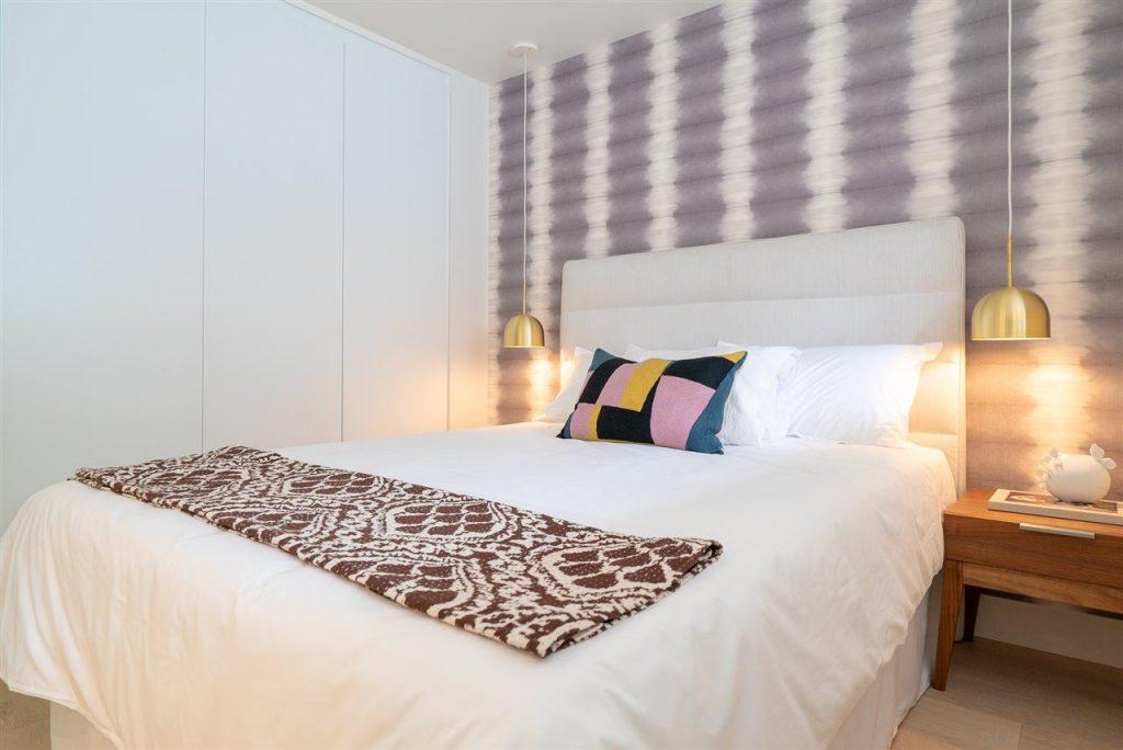 Rental Property Photography Bedroom