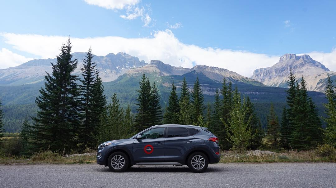 Modo Car Share Vancouver BC