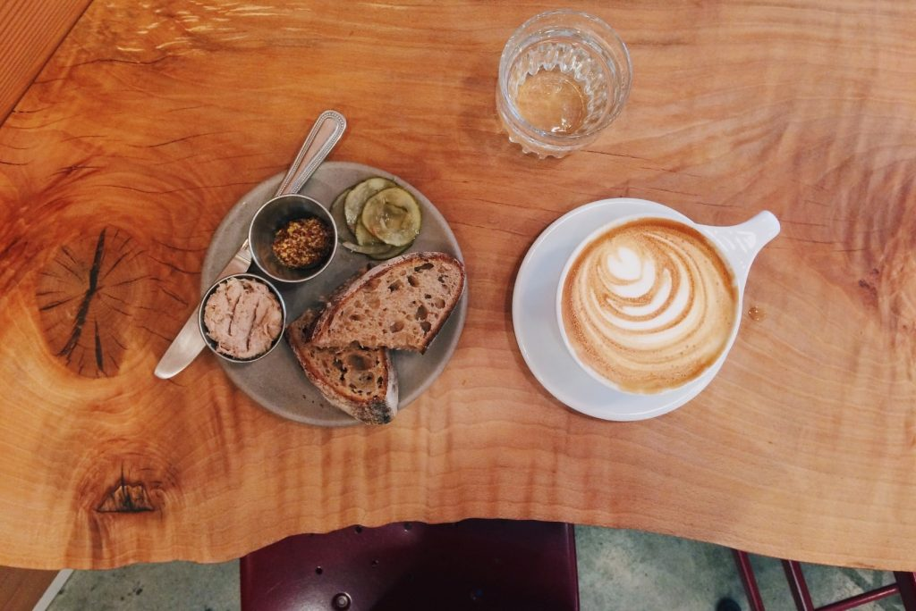 Matchstik Coffee Shop Vancouver BC