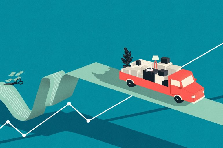 Moving Expenses Tax Deductible Illustration