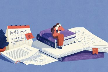 Renter Beware Illustration