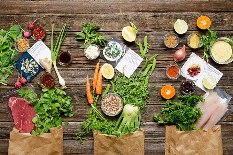 Vancouver Grocery Deliver Services