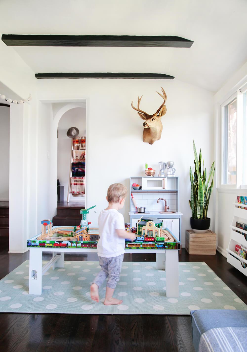 Modern Kids Play Room Design