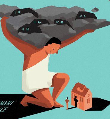 Tenant Insurance Illustration