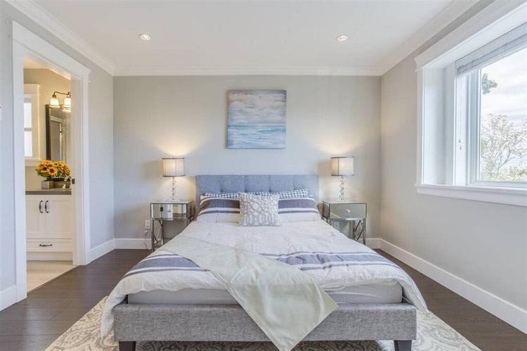 4-Bedroom Duplex for Rent in Burnaby - Bedroom