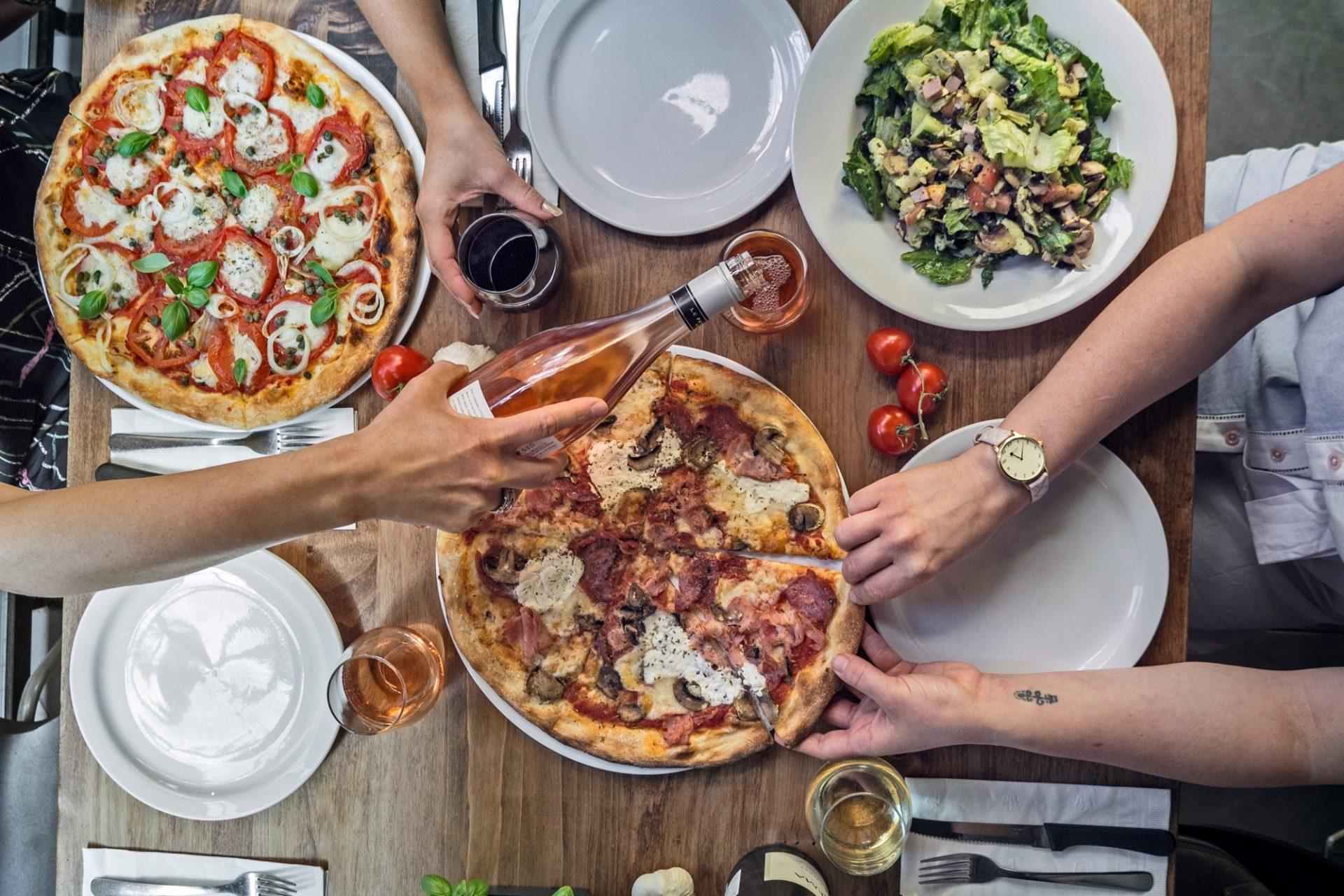 Lombardo's Pizza Vancouver
