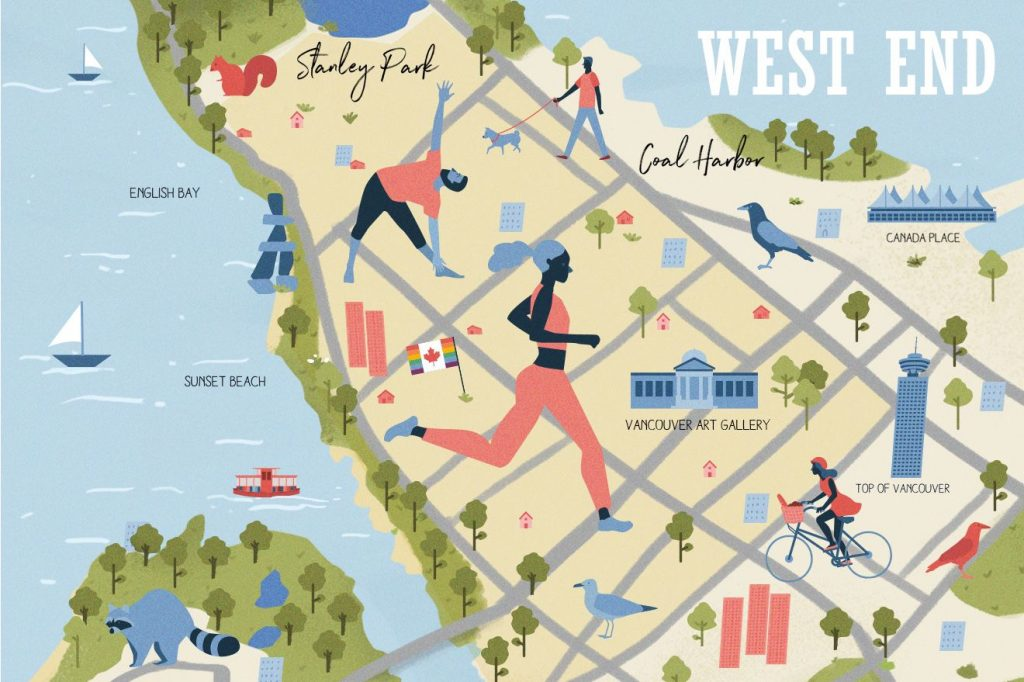 West End Vancouver