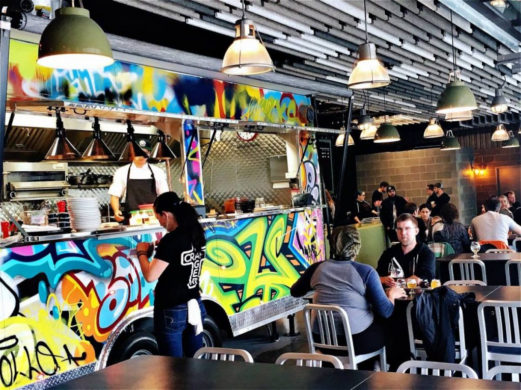 Parallel 49 Interior Vancouver BC