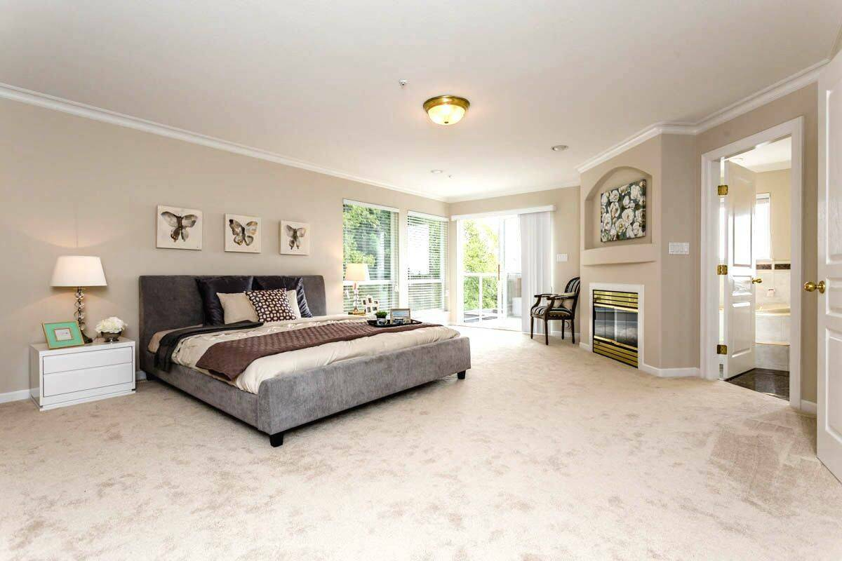 Bedroom of 2623 Westhill Way West Vancouver Home For Rent