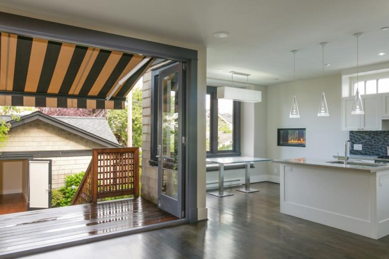 Kitsilano Beach Home for Rent 3233 W 3rd Vancouver