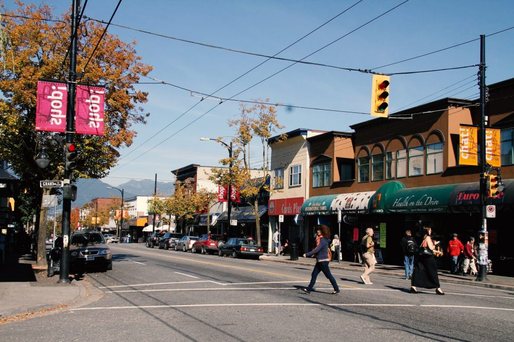 Commercial Drive Vancouver BC