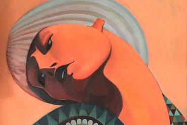 Ingrid Mesquita Painting