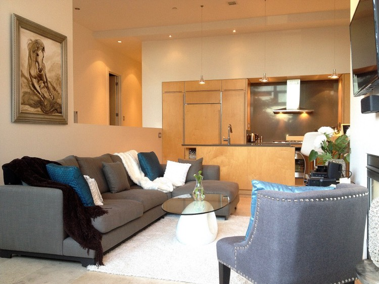 Apartment for Rent Seawalk North 1625 Hornby Street Vancouver - 2