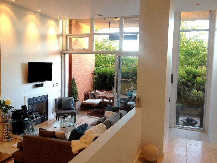 Apartment for Rent Seawalk North 1625 Hornby Street Vancouver - 1