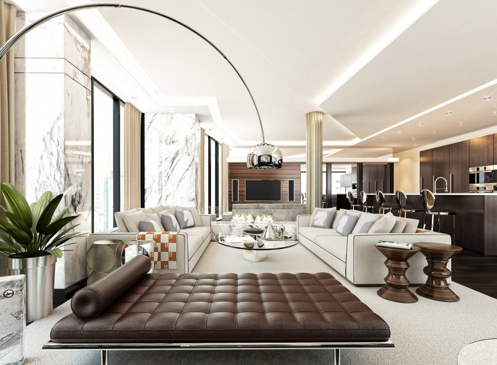 Awesome Apartment Amenities - Party Room