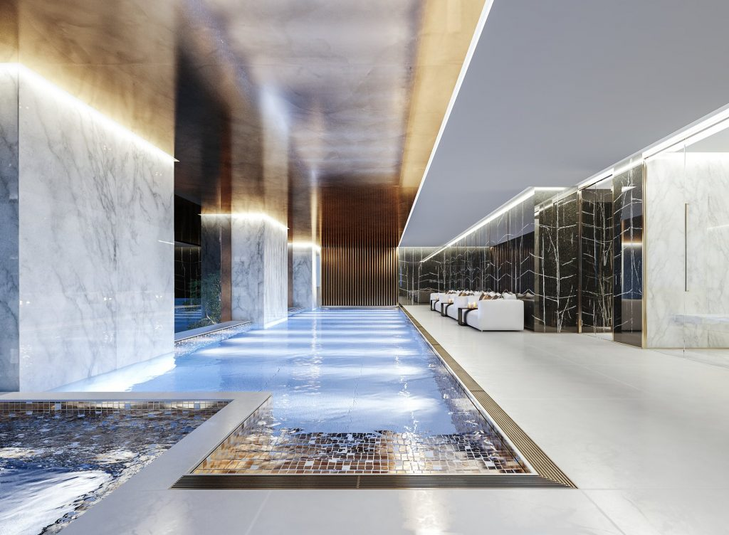 Awesome Apartment Amenities - Pool