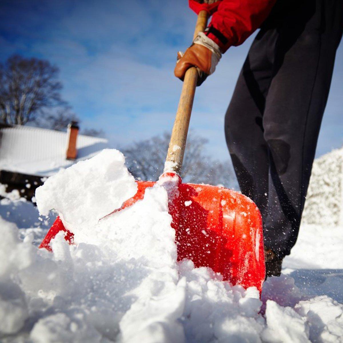 Property Maintenance Snow Shovelling