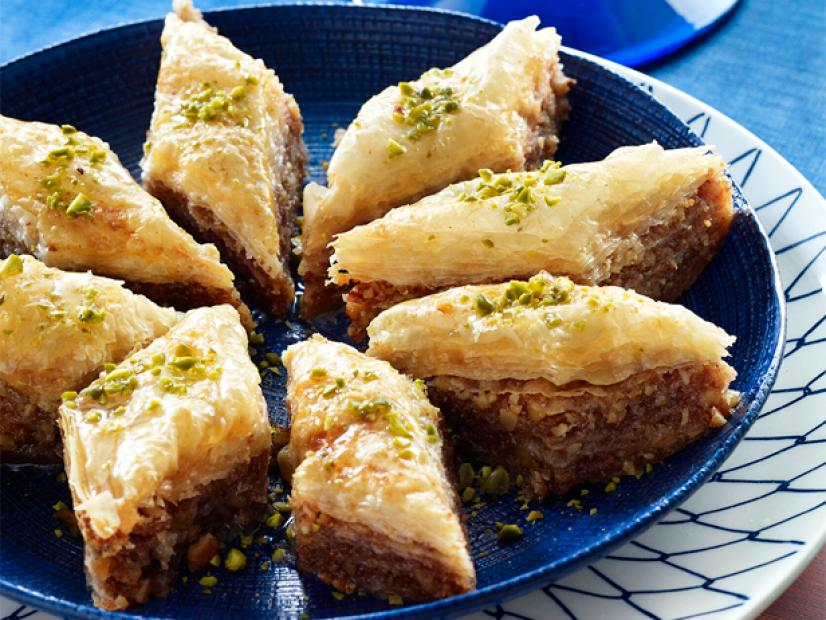 Baklava from Food Network Magazine