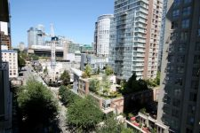 Vancouver Condo for Rent Miro 1001 Richards Street