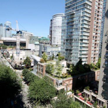 Vancouver Condo for Rent Miro 1001 Richards Street