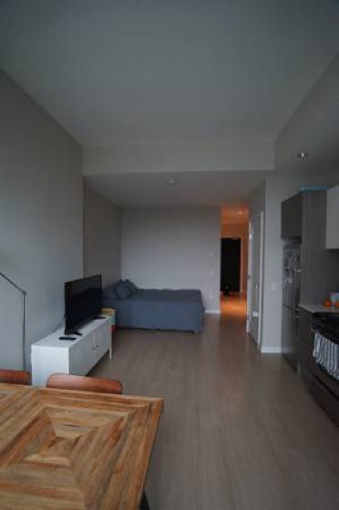 Apartment for Rent at Davie and Bidwell Vancouver Living Room