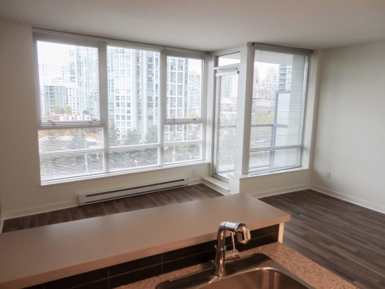 Yaletown Studio Apartment for Rent - Max II 939 Expo Blvd Vancouver - 1