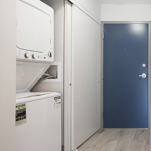 New West Apartment for Rent In Suite Laundry