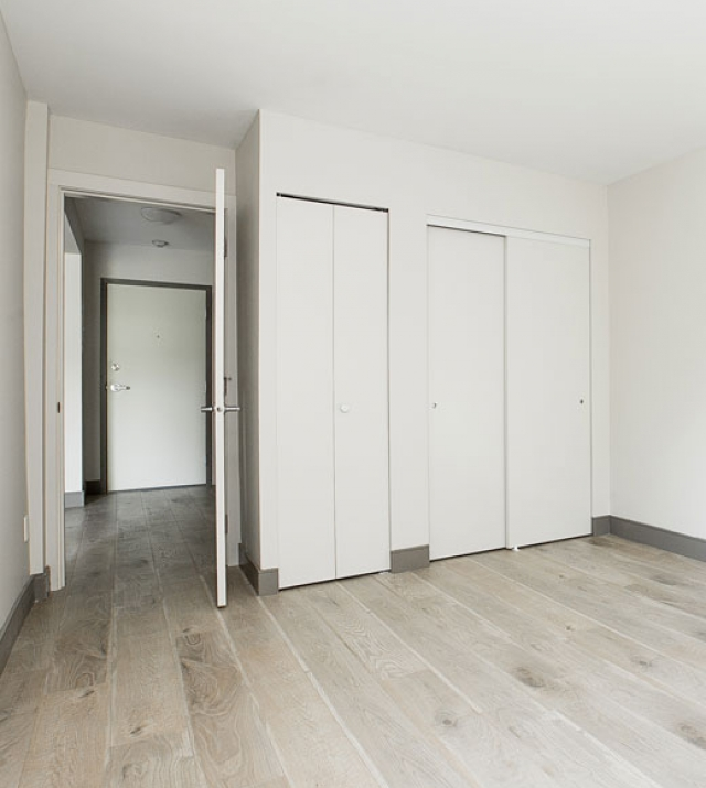 New West Apartment for Rent Bedroom