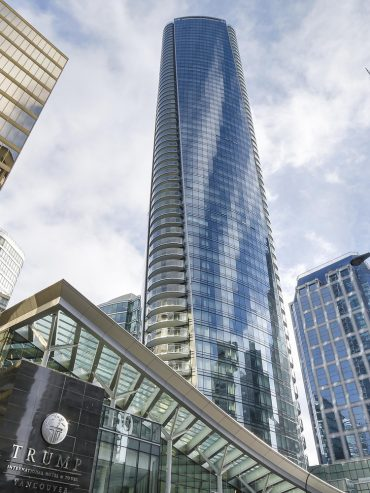 Apartment for Rent in Trump International Tower Vancouver