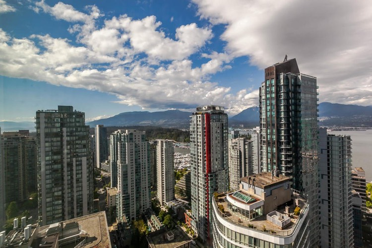 Apartment for Rent in Trump International Tower Vancouver - 1