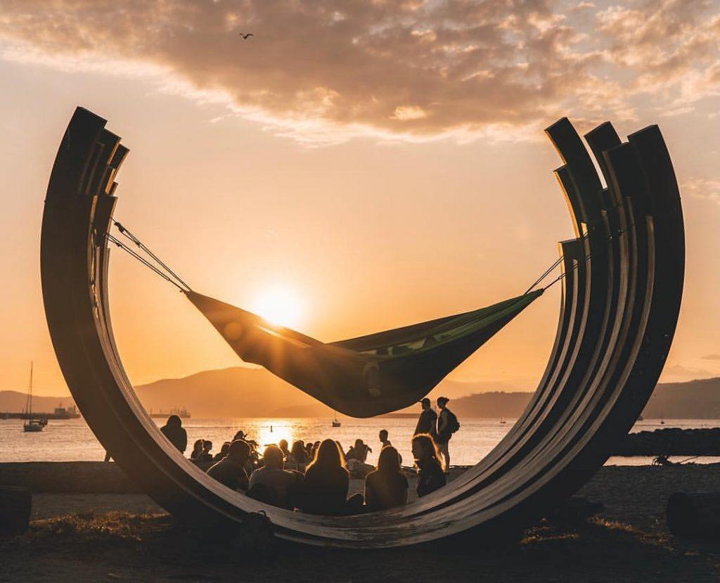 Sunset Beach Vancouver BC