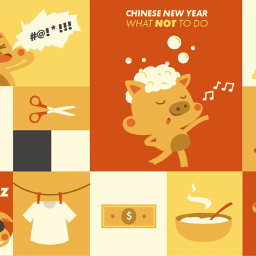 Chinese New Year Traditions Pig