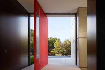 Example of Main Entrance Good Feng Shui Design
