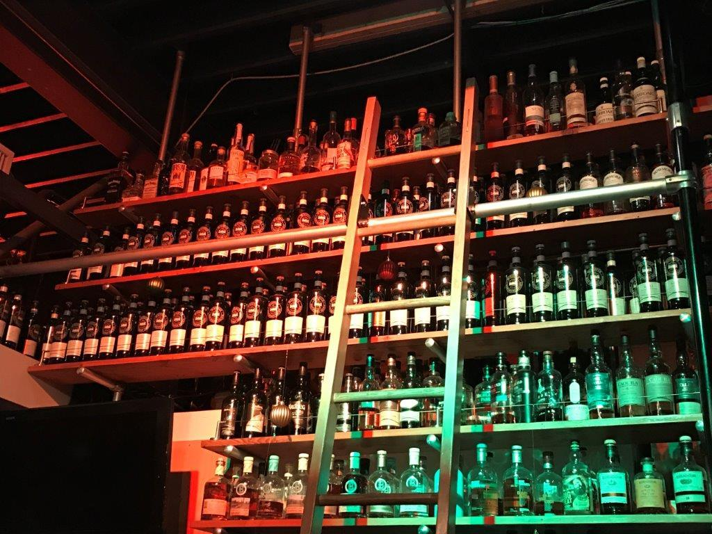 Fets whisky bar, vancouver