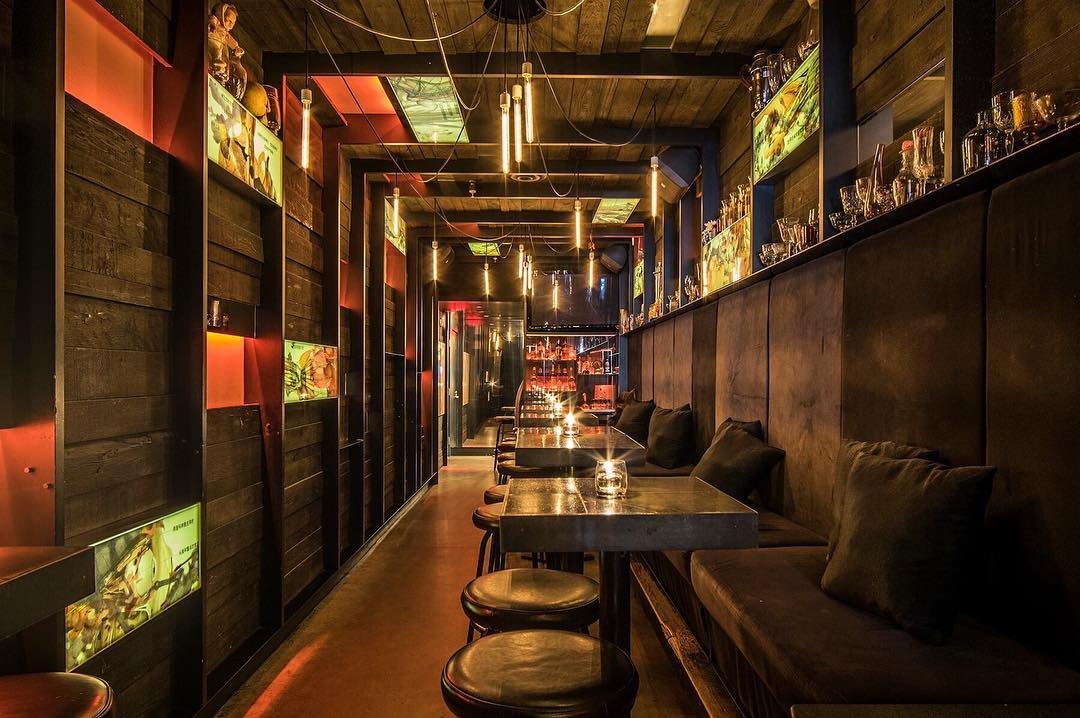 Vancouver's Keefer Bar