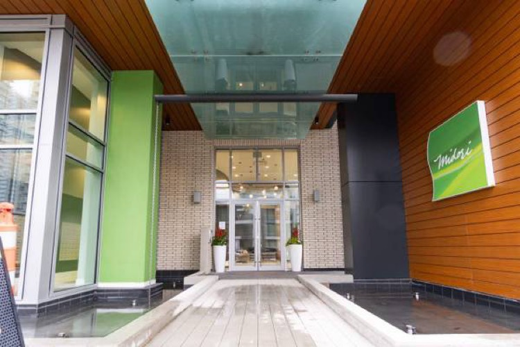 Apartment for Rent Midori 6638 Dunblane Ave Burnaby - Entrance