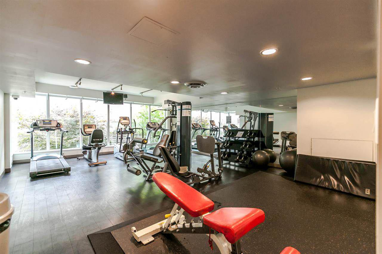 2 Bed Modern Condo in Richmond for Rent - Gym