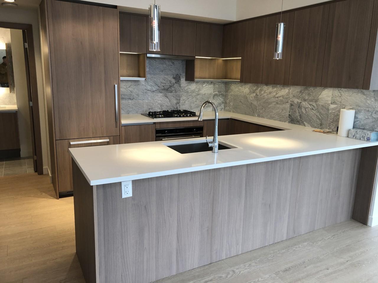 concord gardens richmond condo for rent 2 bedroom kitchen