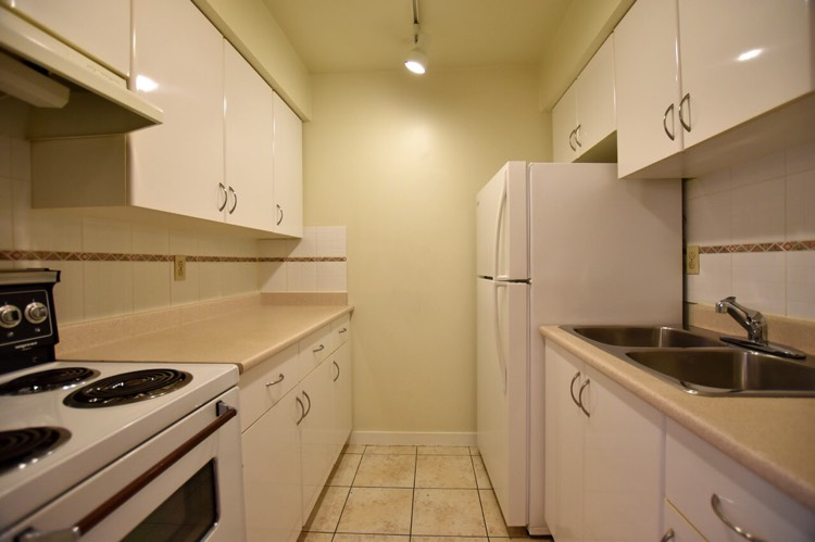 Pine Place apartment for rent Lower Shaughnessy Vancouver Kitchen