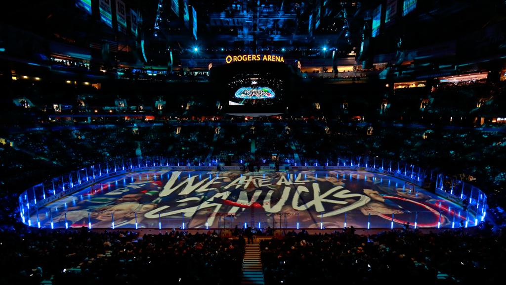 Win Vancouver Canucks Tickets Contest