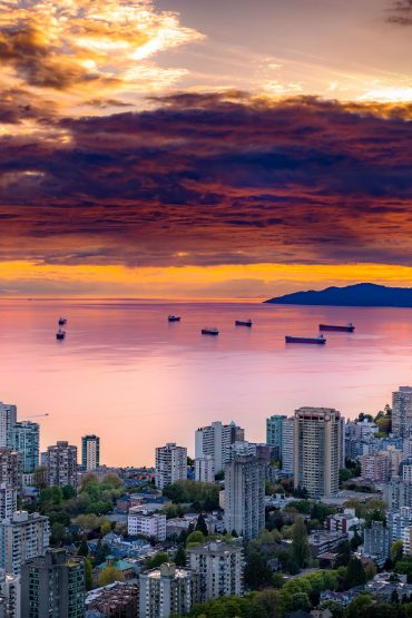 Moving to Vancouver BC