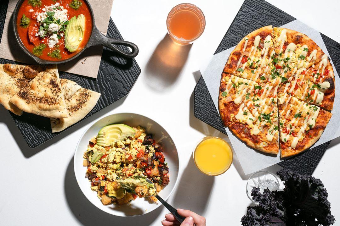 Top vegan restaurants in vancouver