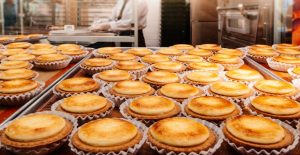 cheese tart, bake49, vancouver, yaletown, japanese bakery