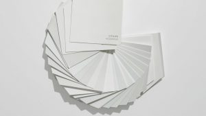 paint chips, white, home